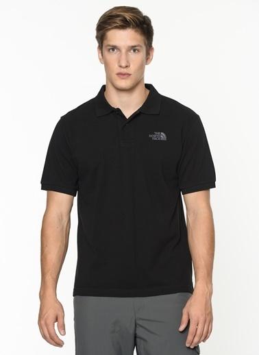 The North Face - M Polo Piquet T-Shirt Siyah